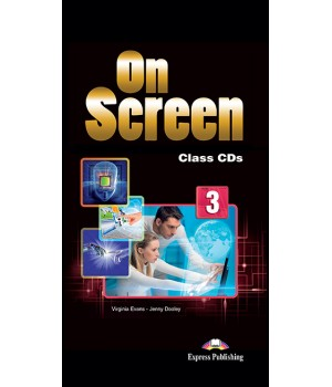Диск On screen 3 MP3 CD
