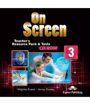 Диск On screen 3 Teacher's Resource Pack CD-ROM