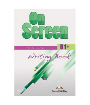 Відповіді On screen B1+ Writing Book Key