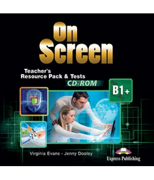 Диск On screen B1+ Teacher's Resource Pack CD-ROM