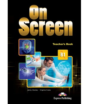 Книга для вчителя On Screen B1 Teacher's Book