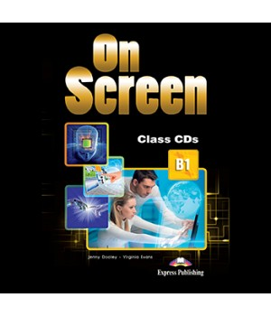 Диск On Screen B1 MP3 CD