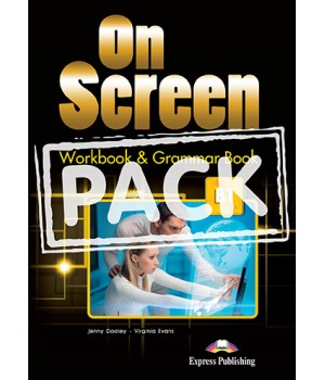 Робочий зошит On Screen B1 Workbook & Grammar Book