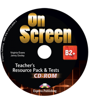 Диск On screen B2+ Teacher's Resource Pack CD-ROM