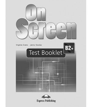 Тести On screen B2+ Test Booklet