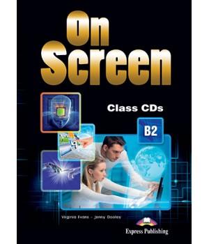 Диски On screen B2 MP3 CD