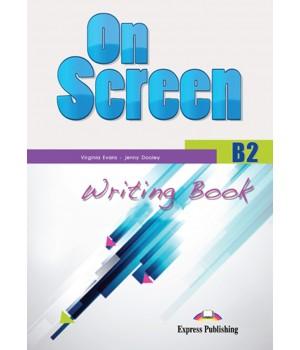 Відповіді On screen B2 Writing Book Key