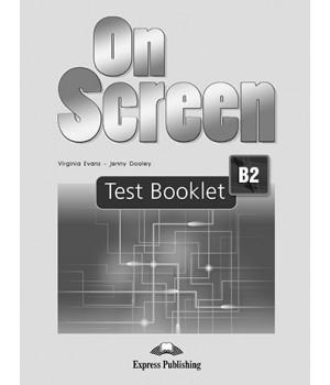 Тести On screen B2 Test Booklet