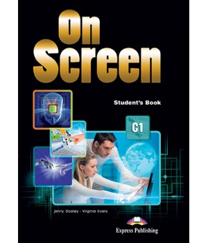 Підручник On screen C1 Student's Book