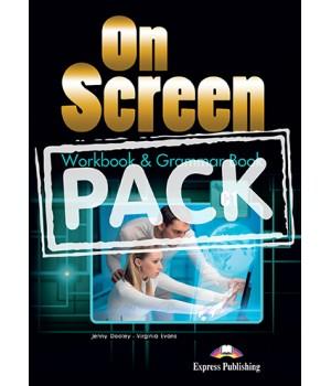Робочий зошит On screen C1 Workbook & Grammar Book