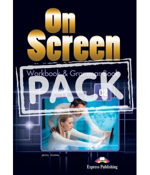 Робочий зошит On screen C2 Workbook & Grammar Book