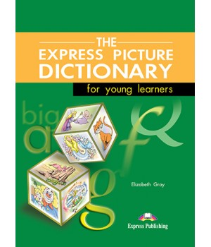 Підручник Picture Dictionary for Young Learners Book