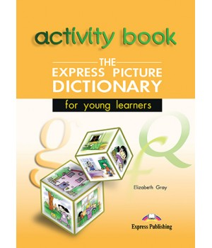 Робочий зошит Picture Dictionary for Young Learners Activity Book