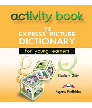 Диск Picture Dictionary for Young Learners Activity Book Audio CD