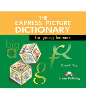 Диски Picture Dictionary for Young Learners Class Audio CDs (3)