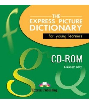 Диск Picture Dictionary for Young Learners CD-ROM
