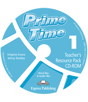 Диск Prime Time 1 Teacher's Resource Pack CD-ROM
