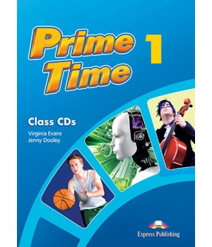 Диск Prime Time 1 Class Audio MP3 CD