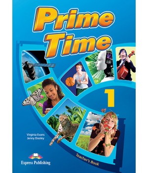 Книга для вчителя Prime Time 1 Teacher's Book