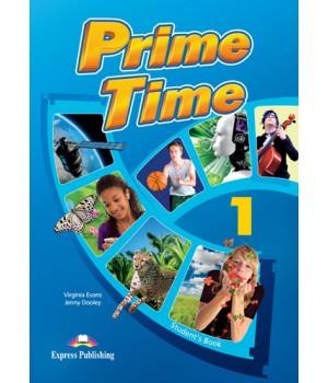 Учебник Prime Time 1 Student's Book