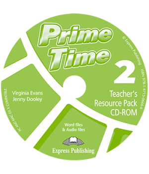 Диск Prime Time 2 Teacher's Resource Pack CD-ROM