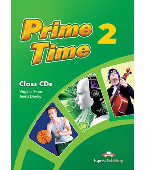 Диск Prime Time 2 Class Audio MP3 CD