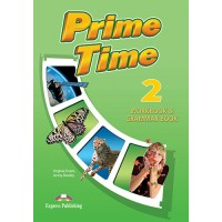 Рабочая тетрадь Prime Time 2 Workbook & Grammar Book