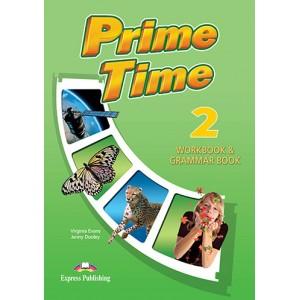 Рабочая тетрадь Prime Time 2 Workbook & Grammar Book