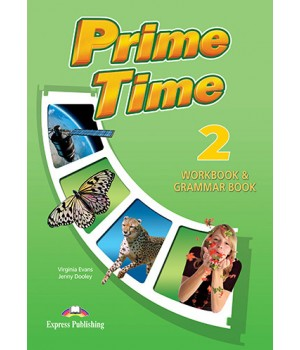 Робочий зошит Prime Time 2 Workbook & Grammar Book