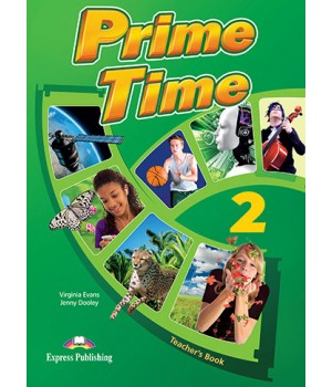 Книга для вчителя Prime Time 2 Teacher's Book