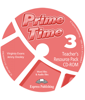 Диск Prime Time 3 Teacher's Resource Pack CD-ROM