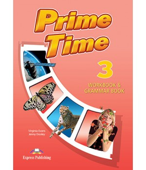 Рабочая тетрадь Prime Time 3 Workbook & Grammar Book