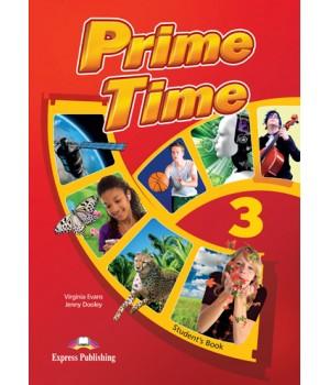 Учебник Prime Time 3 Student's Book