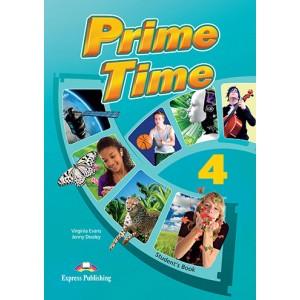 Учебник английского языка Prime Time 4 Student's Book