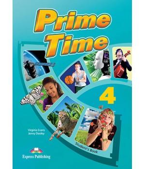 Підручник Prime Time 4 Student's Book