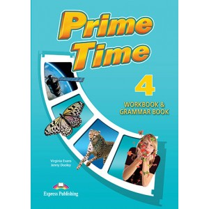 Рабочая тетрадь Prime Time 4 Workbook & Grammar Book