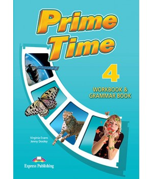 Робочий зошит Prime Time 4 Workbook & Grammar Book