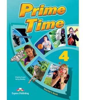 Книга для вчителя Prime Time 4 Teacher's Book