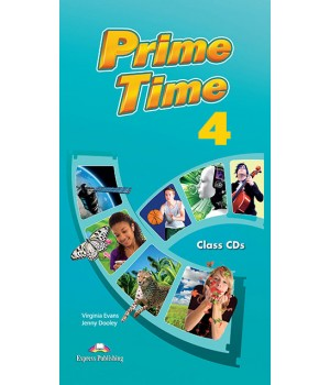 Диск Prime Time 4 Class Audio MP3 CD
