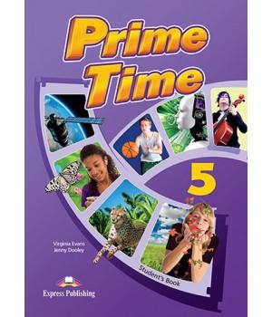 Учебник Prime Time 5 Student's Book