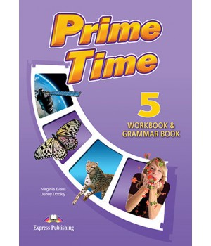 Робочий зошит Prime Time 5 Workbook & Grammar Book