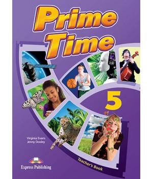 Книга для вчителя Prime Time 5 Teacher's Book