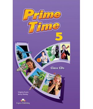 Диск Prime Time 5 Class Audio MP3 CD