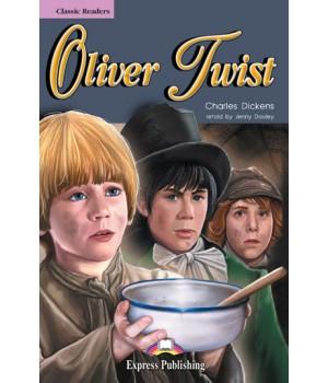Книга для читання ECR Level 2Oliver Twist Reader