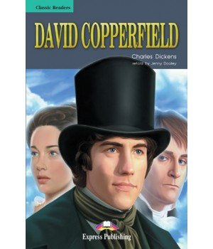 Книга для читання ECR Level 3 David Copperfield Reader