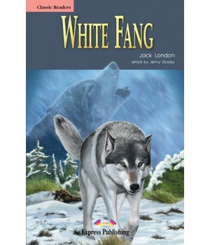 Книга для читання ECR Level 1White Fang Reader