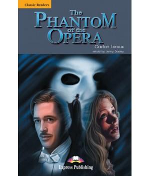 Книга для читання ECR Level 5The Phantom of the Opera Reader