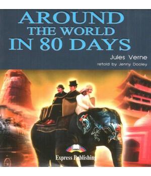 Диск ECR Level 2Around the World in 80 Days Audio CD