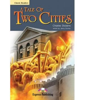 Книга для читання ECR Level 6A Tale of Two Cities Reader