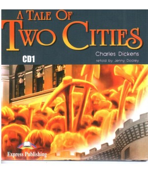 Диски ECR Level 6A Tale of Two Cities Audio CDs